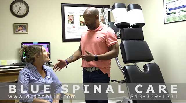 <!-- wp:paragraph --> <p>Dr. Don Blue D.c.performs A Postural Analysis In Conway, SC.</p> <!-- /wp:paragraph -->